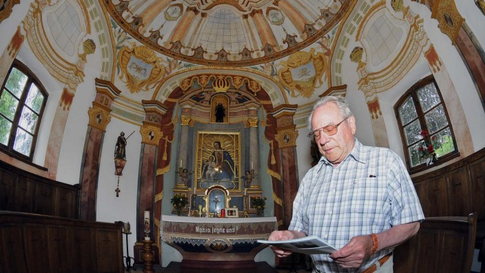 Pestkapelle Jesenwang