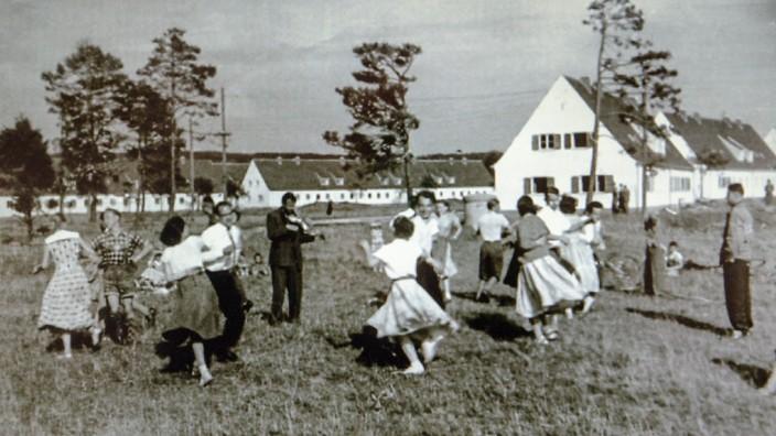 Ein Ort für Gut und Böse: Waldram tanzt: Schon früh gab es die ersten Feste in dem Wolfratshauser Stadtteil - am Wochenende wird das 60-jährige Bestehen gefeiert.