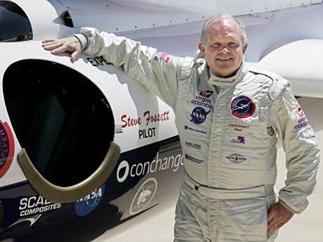 Steve Fossett, dpa