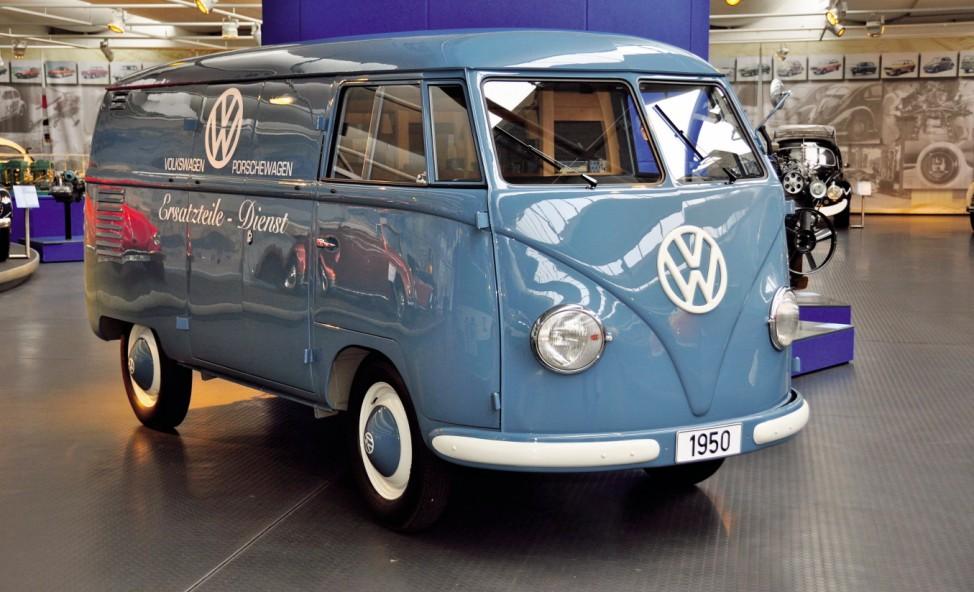 VW T1 Kastenwagen von 1950