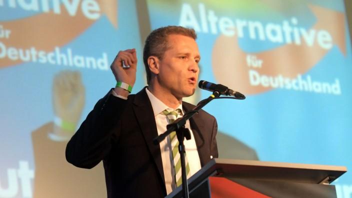 AfD Bayern stellt Liste zur Bundestagswahl auf