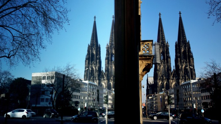 Dom Köln - Finanzbericht Erzbistum