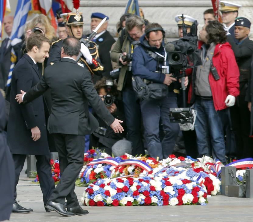 Nach der Präsidentenwahl in Frankreich