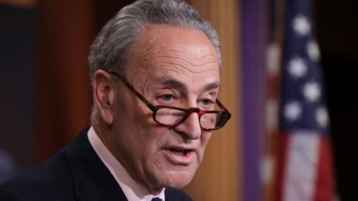 Demokrat Chuck Schumer