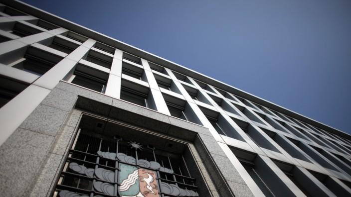 Finanzministerium in Düsseldorf