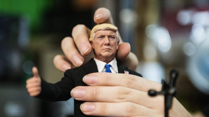 Trump Figur