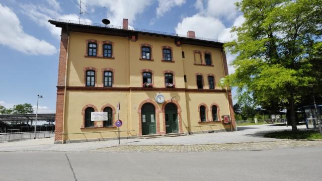Oberhaching, Bahnhof Deisenhofen