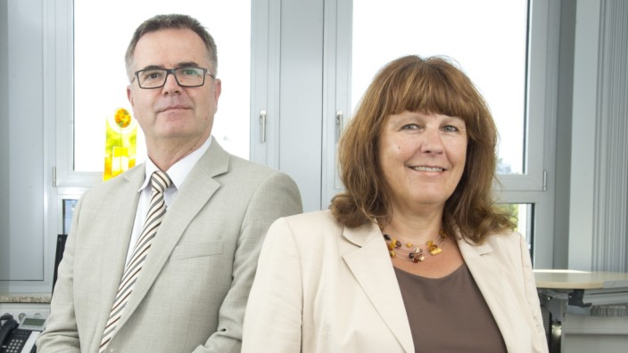Nürnberg: Rechtsanwälte Christine und Rainer Roth