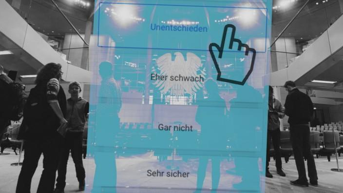 Tag der offenen Tür im Bundestag