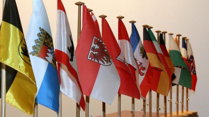 Konferenz der Ministerpräsidenten in Dresden
