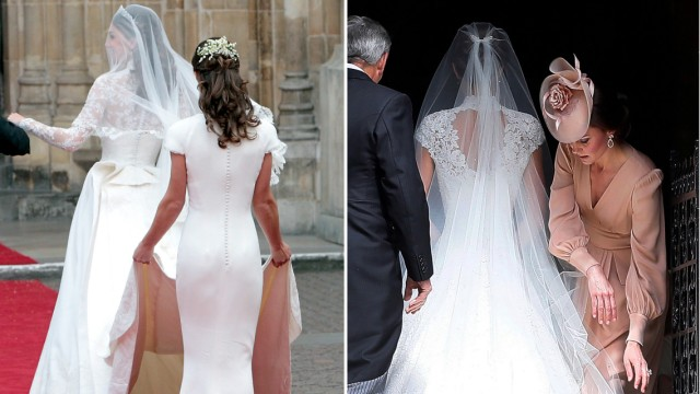 Pippa Middleton und Herzogin Kate