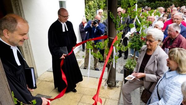 Neue Orgel Petrikirche Baldham Einweihung