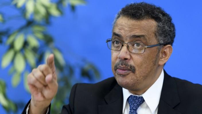Globale Gesundheit: Der Äthiopier Tedros Adhanom Ghebreyesus löst Margaret Chan an der Spitze der WHO ab.