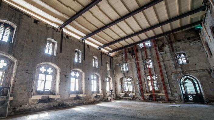 Sanierung des Straubinger Rathauses