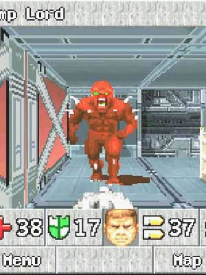 Doom RPG (Electronic Arts Mobile)