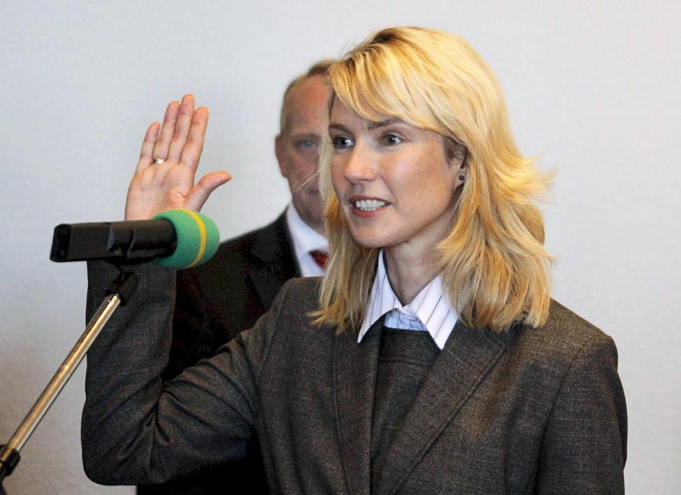 Kabinett Schwerin - Manuela Schwesig
