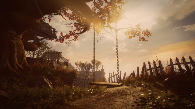 Screenshot What Remains of Edith Finch