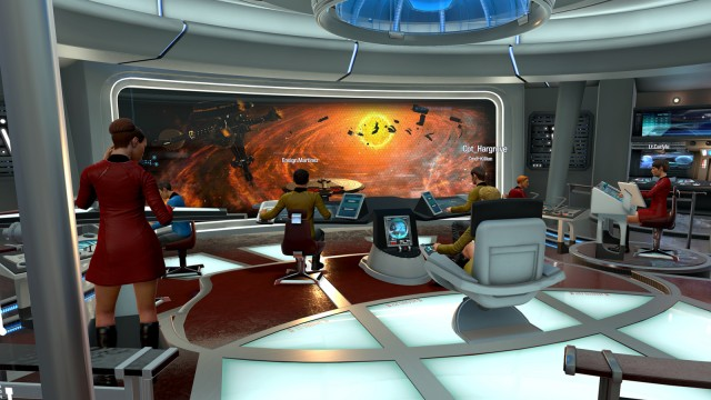 star trek bridge crew screenshot