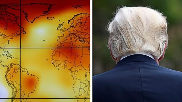 Klimaschutz: Die rückwärtsgewandte Klimapolitik Trumps könnte die anderen Länder beim Klimaschutz enger zusammenschweißen.