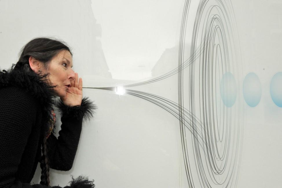 Geschichtenerzählerin Katharina Ritter, 2012