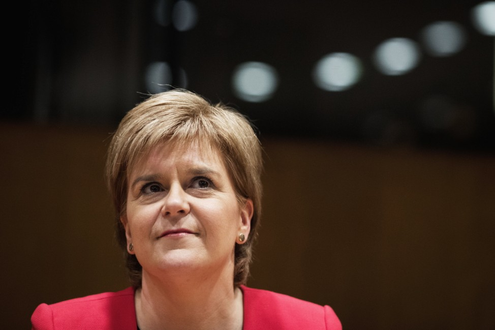 Nicola Sturgeon Delivers Address At The United Nations On Human Rights