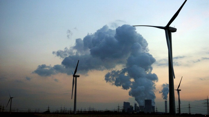 EU-Parlament berät europäischen Emissionshandel