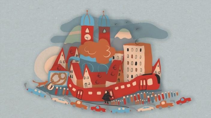 Leben in der Stadt: München ist spitze? Nicht überall.