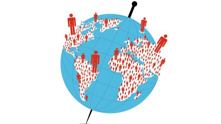 Übervölkerung