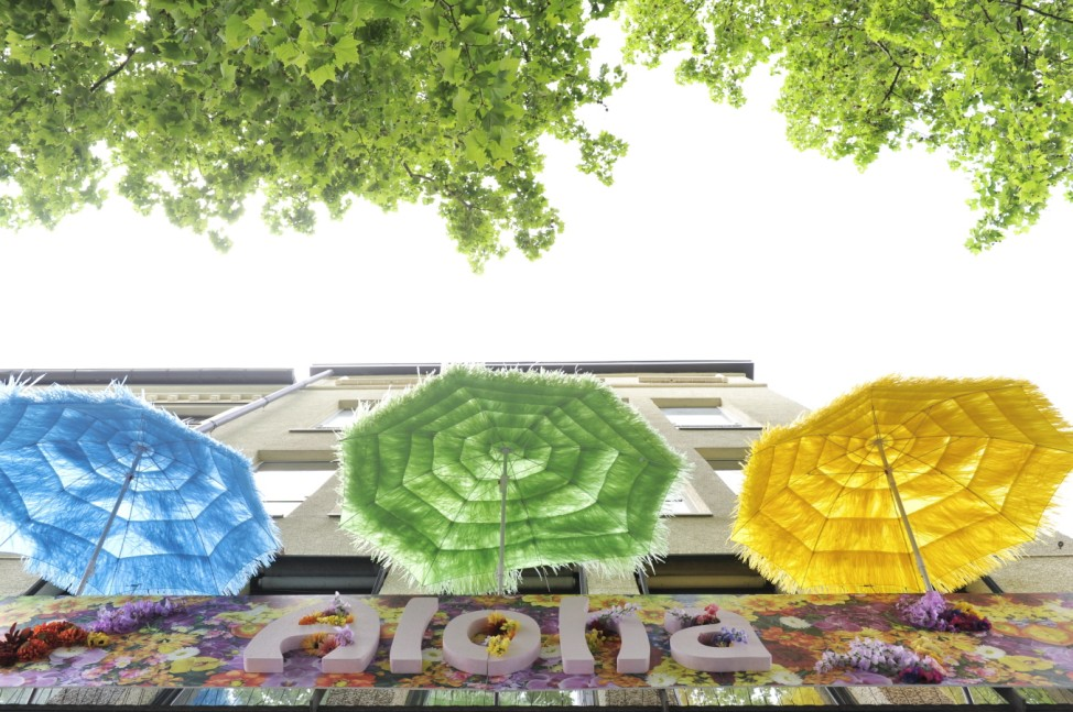 "Lokal ""Aloha Poke"" in München, 2017"