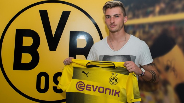 BVBverpflichtet Maximilian Philipp