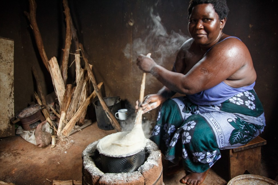 Malawi Cookstoves