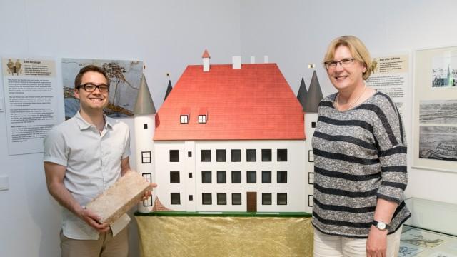 Sonderausstellung Schlossgeheimnisse, Schlossmuseum Ismaning, Schloßstraße 3a