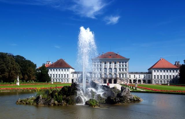 Schloss Nymphenburg in München, 2013