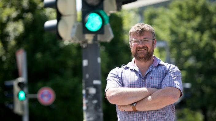 Ulrich Schäpe, Chefampelplaner für München
