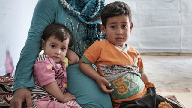 Die staatenlosen Kinder des Krieges