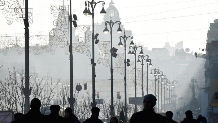 Kiew Dezember 2016