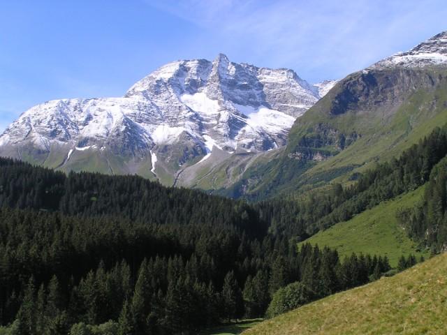 Hoher Sonnblick, Goldberggruppe, Nationalpark Hohe Tauern, 2008