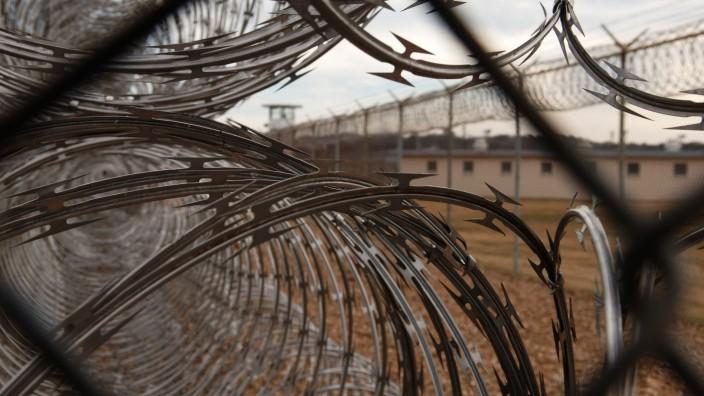 Mar 08 2007 Angola LA USA Lousiana State Penitentiary at Angola Warden Burl Cain has made am