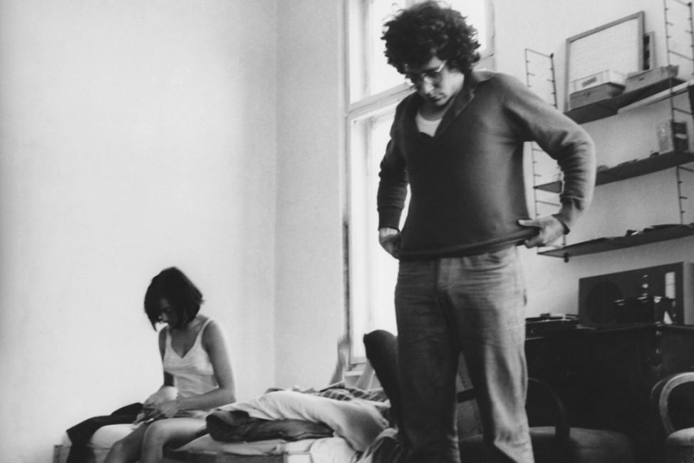 Dorothea Ridder und Rainer Langhans, 1967
