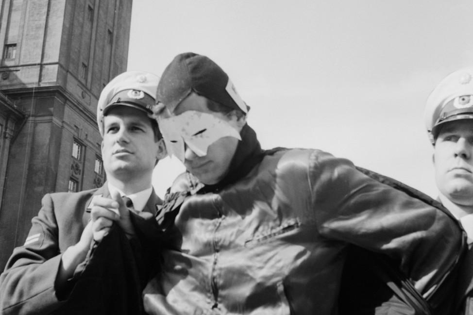 Proteste für die Freilassung Fritz Teufels, 1967