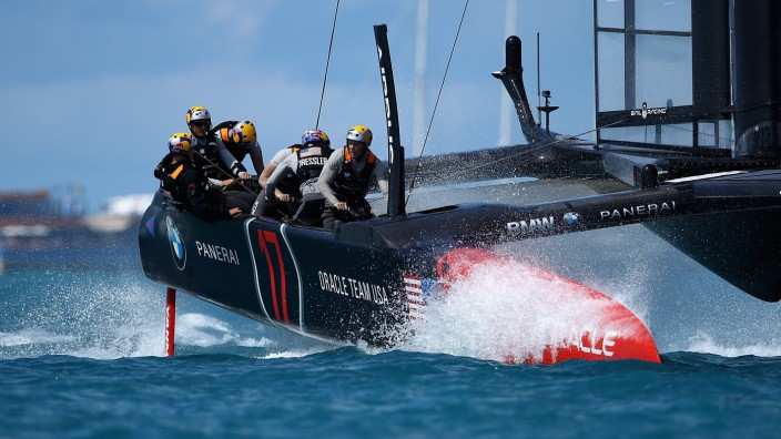 America's Cup Match Presented by Louis Vuitton - Previews