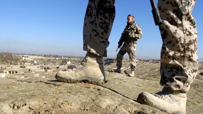 Zwei Bundeswehrsoldaten in Kundus getötet