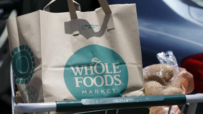 Bio-Lebensmittel: Amazon übernimmt die weltgrößte Biomarktkette Whole Foods.
