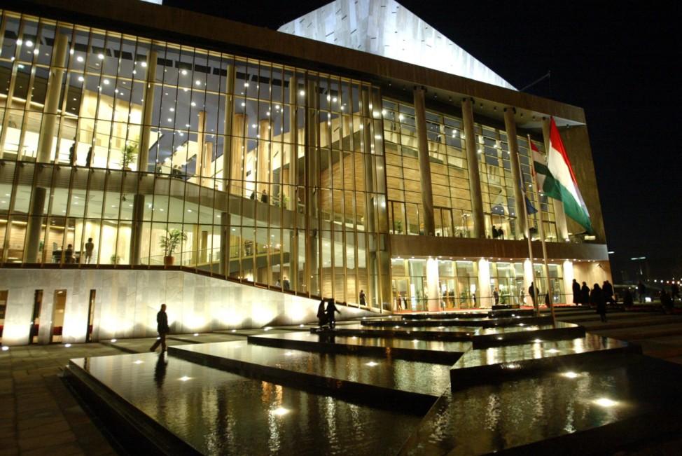 HUNGARY-PALACE OF ARTS-01