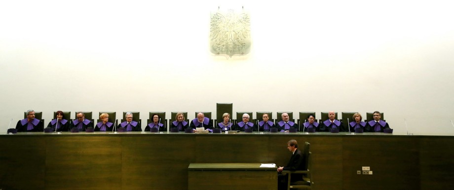 Supreme Court on Polish Parliamentary Elections