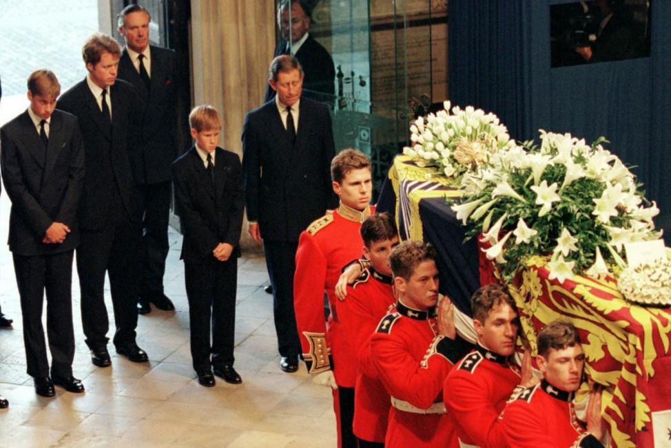Tod von Prinzessin Diana