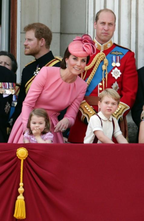 Trooping the Colour: Offizielle Geburtstagsparade für die Queen
