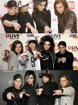Tokio Hotel, AP