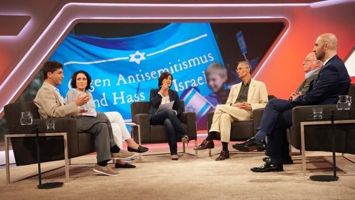 Maischberger Antisemitismus