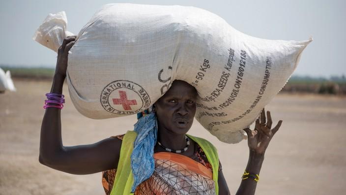 Hunger im Südsudan